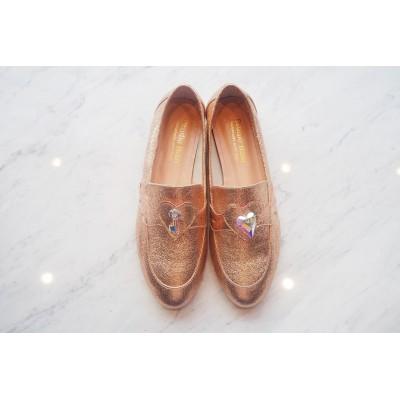 Loafer Bronz